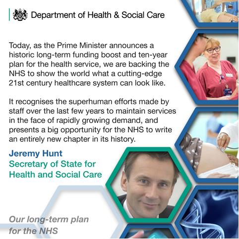 Department of Health and Social Care on Twitter: