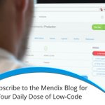 Do you want to be in the loop on weekly content that covers everything you need to become a master at digitizing your business & building apps at the speed of ideas? Take 3 seconds to subscribe to our blog: https://t.co/X6OsTTNtKW #lowcode #appdev