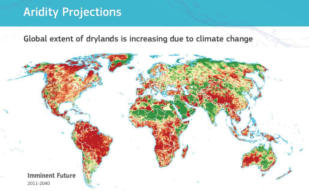 Vladimir Sucha On Twitter Our World Atlas Of Desertification Is An