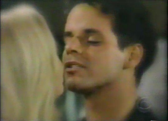 Michael and Christine (1998).. @CJLeBlanc @LauraleeB4real #YR #Lesfeuxdelamour