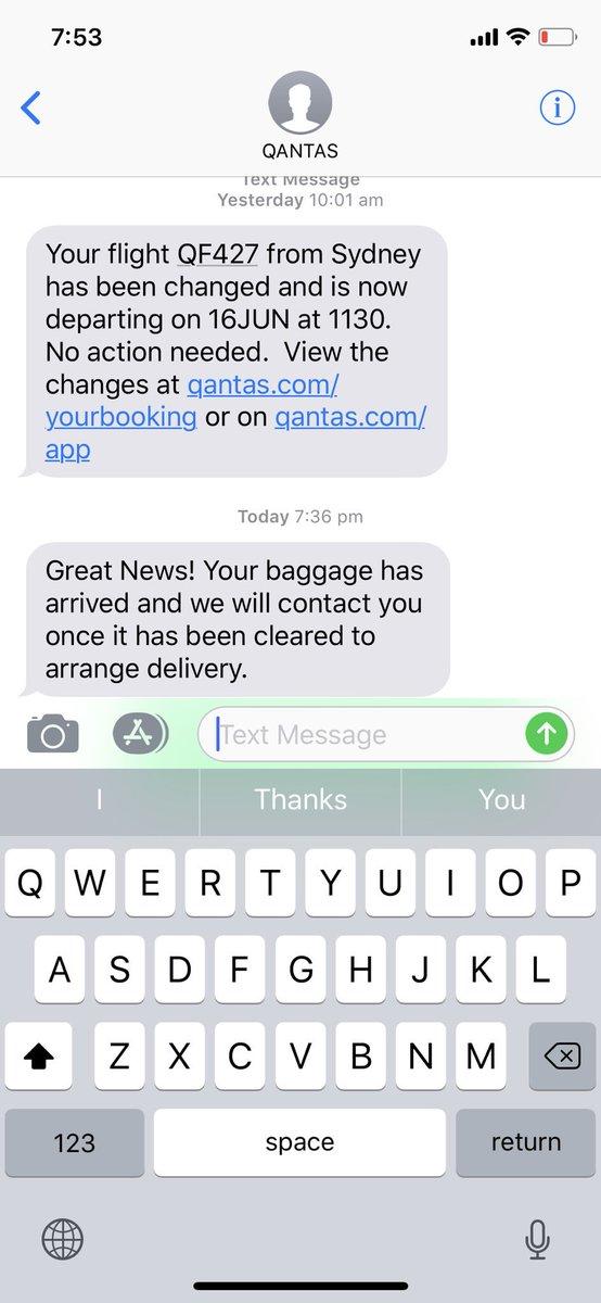 Qantas on Twitter: