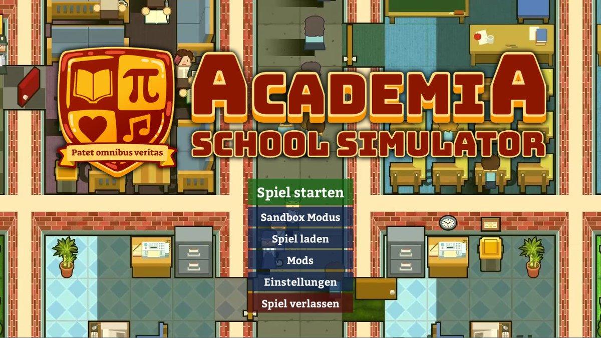 Academia Game on Twitter: