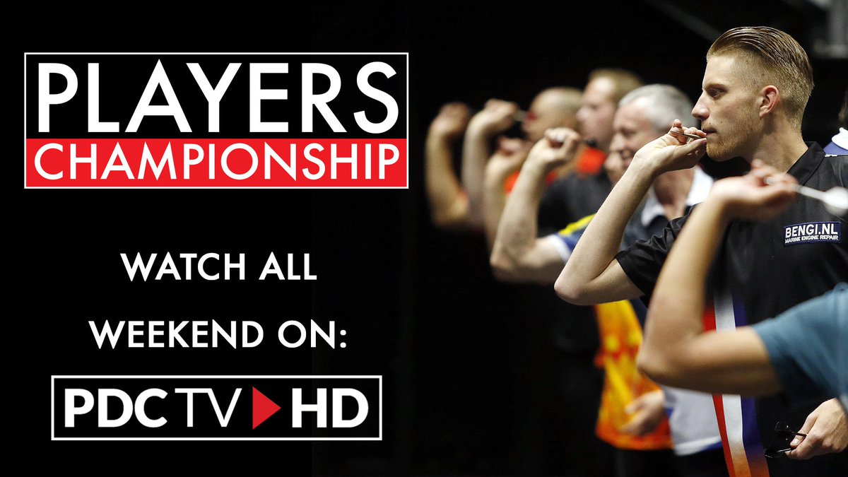 LIVE | The first round action from #PC14 in Wigan will get underway in around half an hours time. 📺 Stream One: Mensur Suljovic v Jimmy Hendriks 📺 Stream Two: Rob Cross v William OConnor ▶️ Results & streaming info: pdc.tv/node/7696