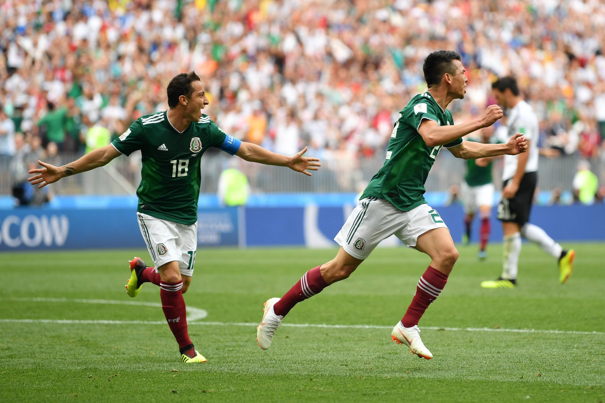 Germany vs Mexico 0-1 Extended Highlights & Full Match Replay