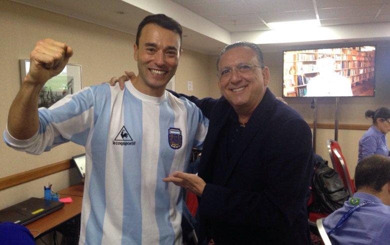 Treta da Copa: André Rizek, da SporTV, sofre ataque homofóbico de colunista da Band FM https://t.co/sFkzRCVpwf