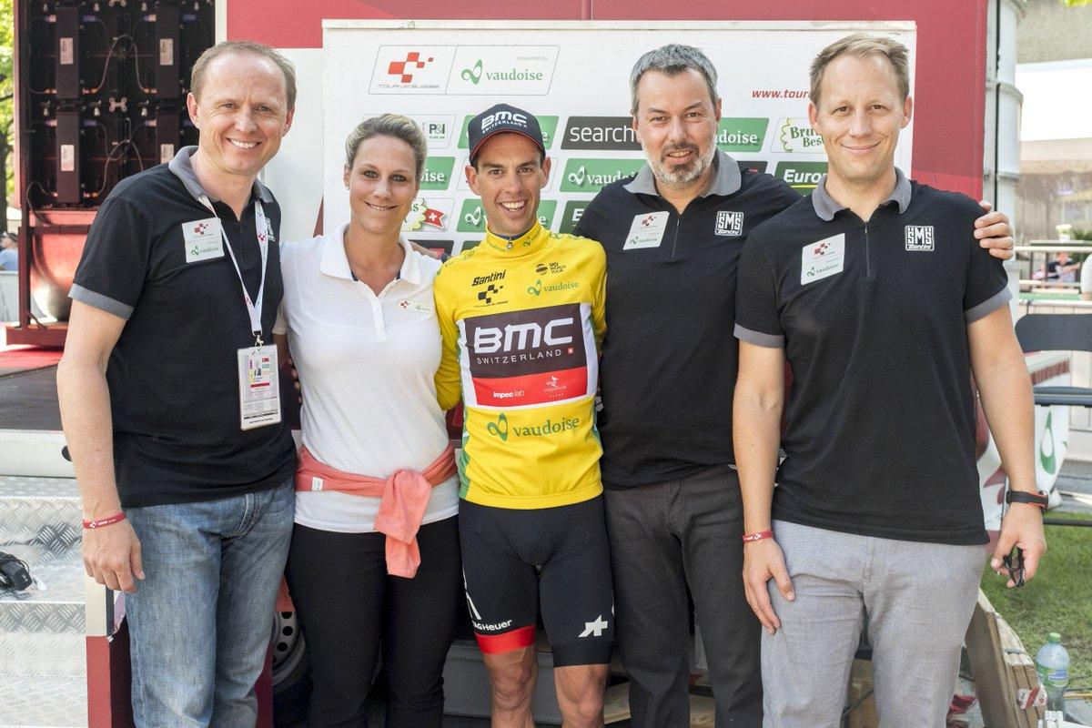 环瑞士第八赛段:金摘单站,波特赢总冠