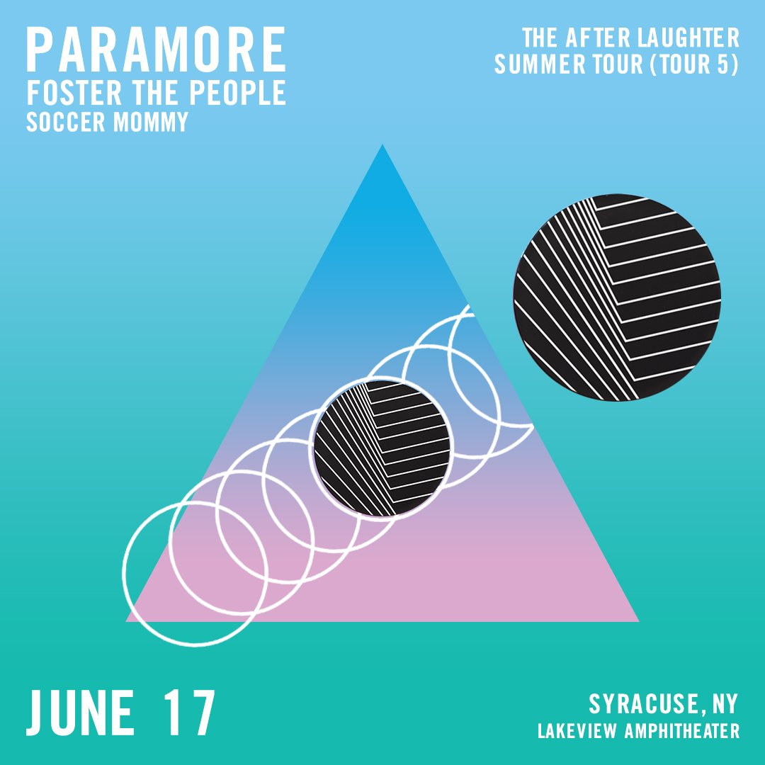 Show 4: Syracuse, NY at Lakeview Amphitheater #tour5 ��️: https://t.co/rLpvB2HoDj https://t.co/4aXTeS05o4