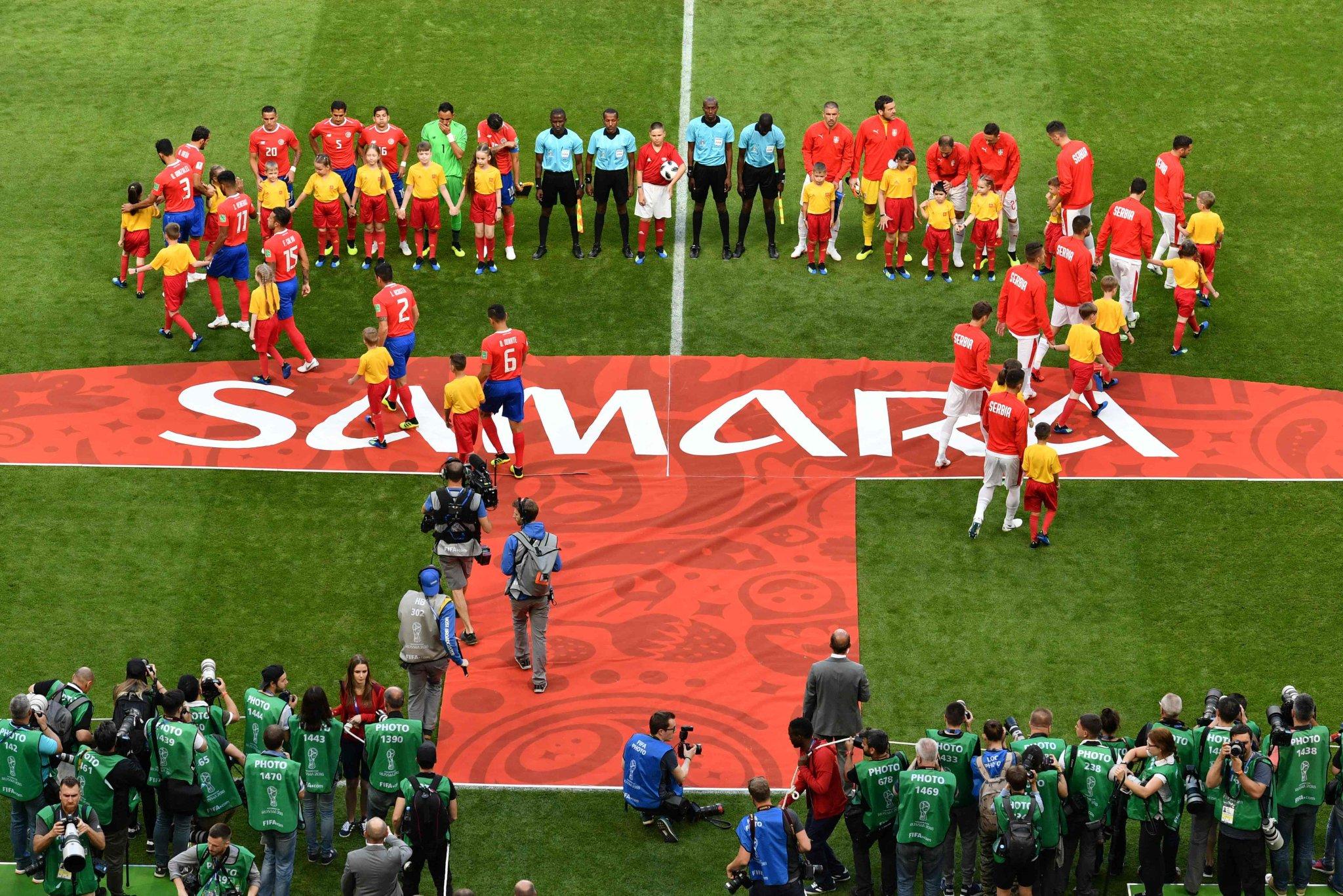 Serbia gano 1-0 ante Costa Rica en Fase de Grupos