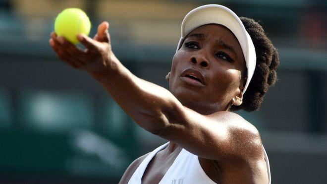 Happy Birthday Venus Williams