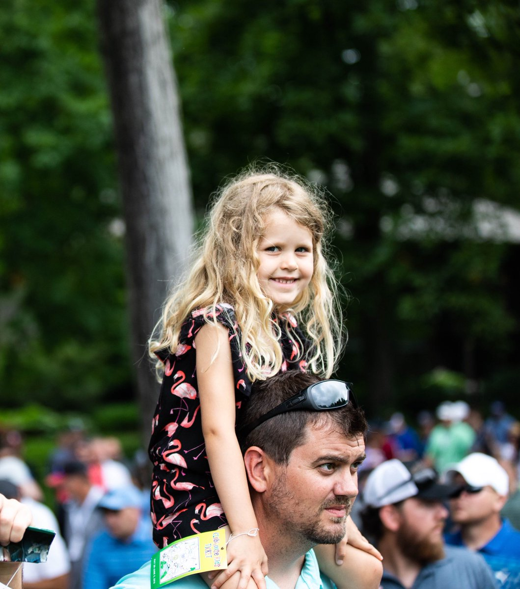 Making memories with Dad at #theMemorial is the best! Thanks to all the Dads out there for sharing your love of the game with your kids! Happy #FathersDay!