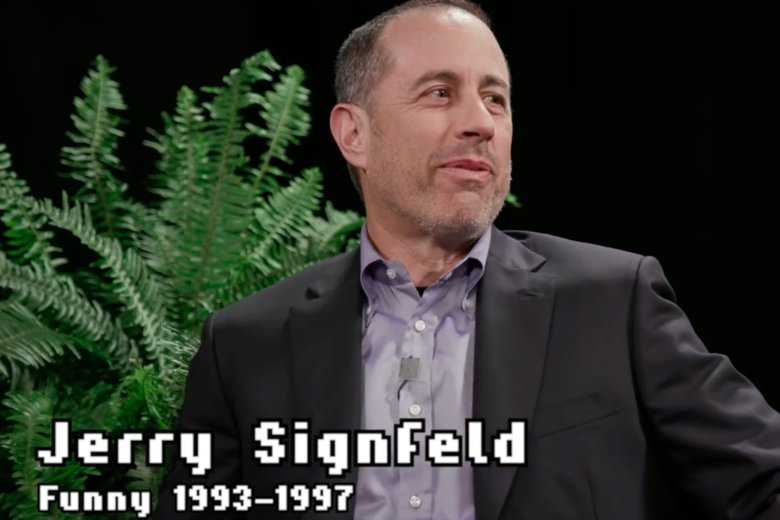 Between Two Ferns returns with Cardi B crashing Jerry Seinfeld's interview: https://t.co/oCFce3YsNX https://t.co/LK4wklXINQ