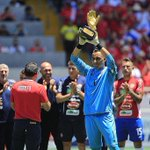 Keylor Navas Twitter Photo