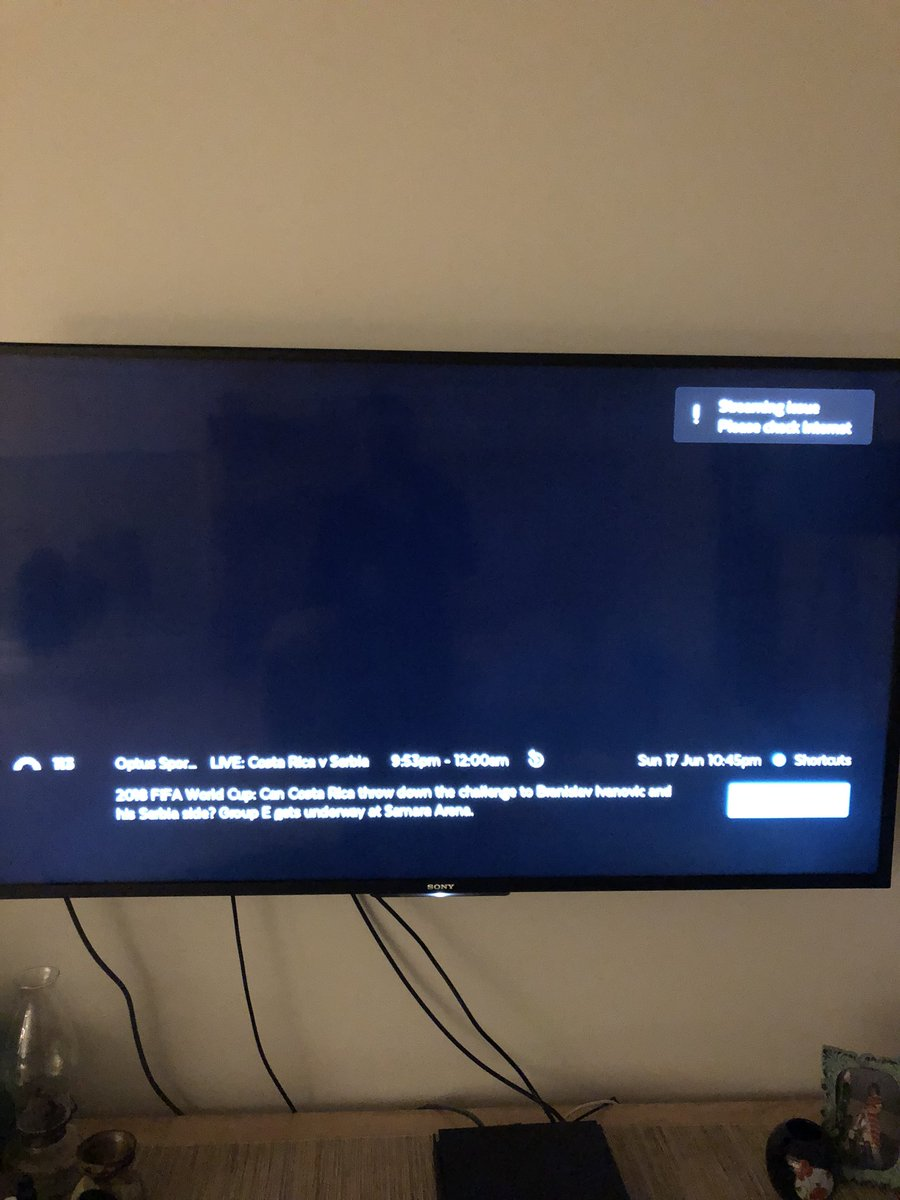 Fetch Tv Box Not Activated Error Iinet