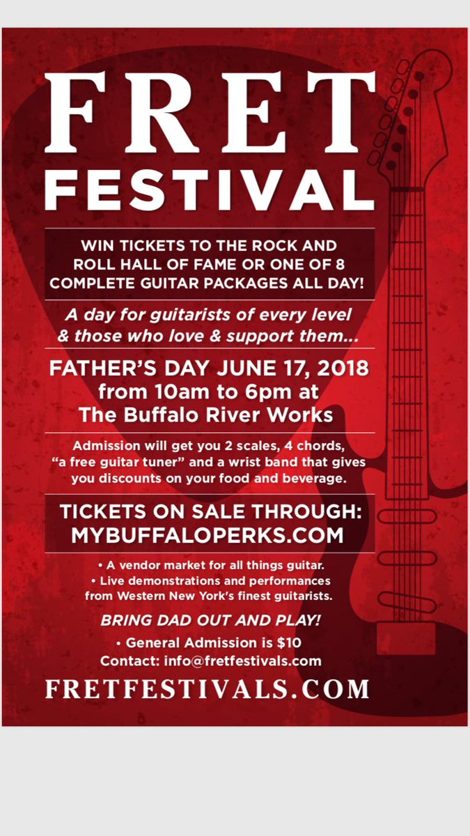 Buffalo Riverworks On Twitter Happy Fathers Day See You Today