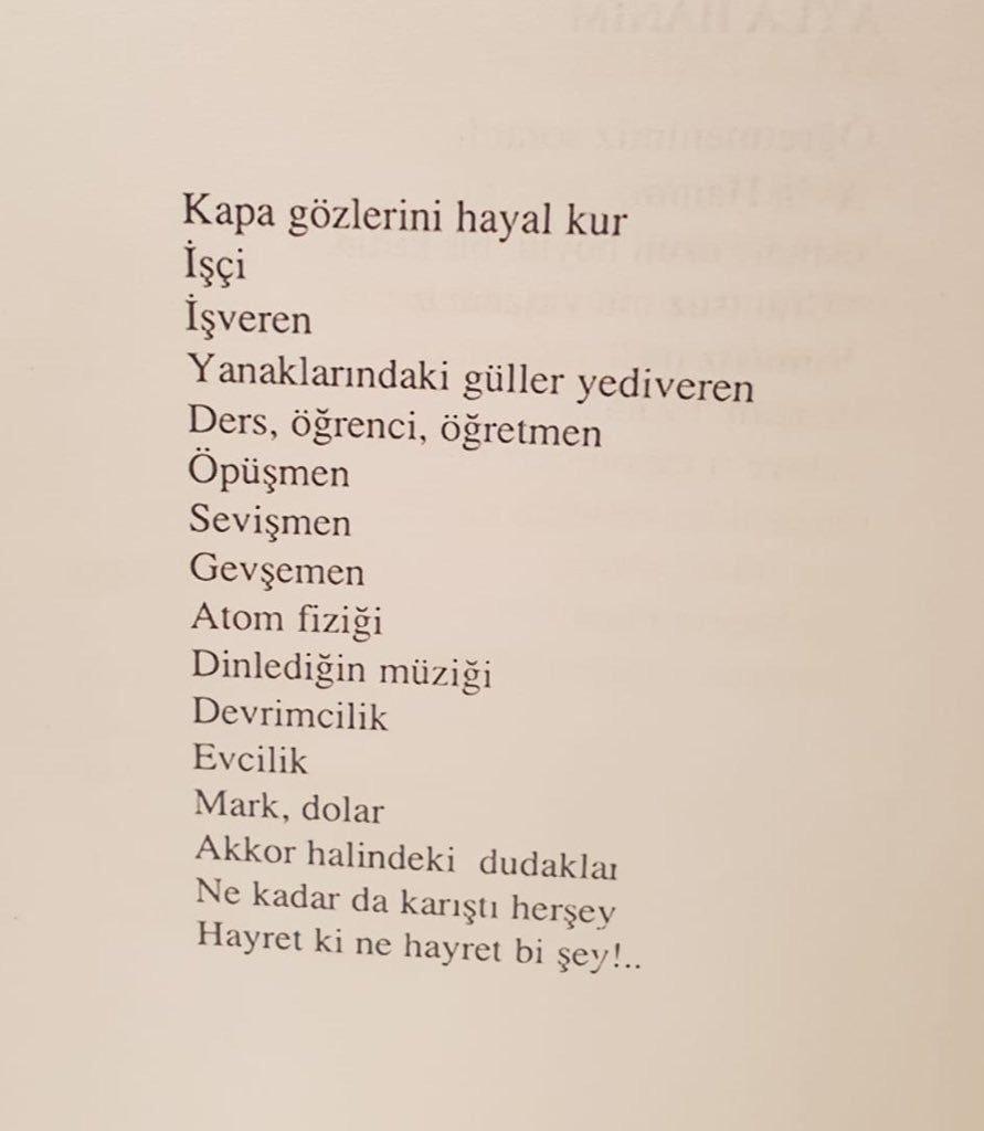 Muharrem İnce'nin sapık şiirleri ortaya çıkalı birkaç saat oldu #TATANKA