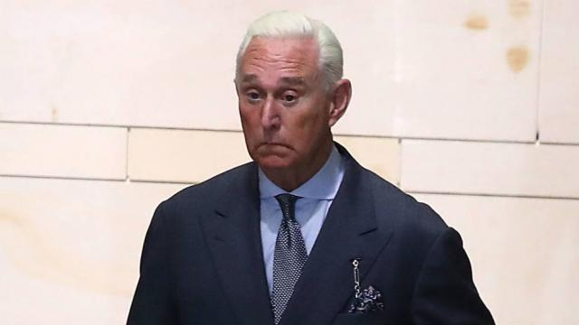 JUST IN: Roger Stone: I met with Russian who wanted Trump to pay for dirt on Clinton during campaign https://t.co/8ixA2ba6RO
