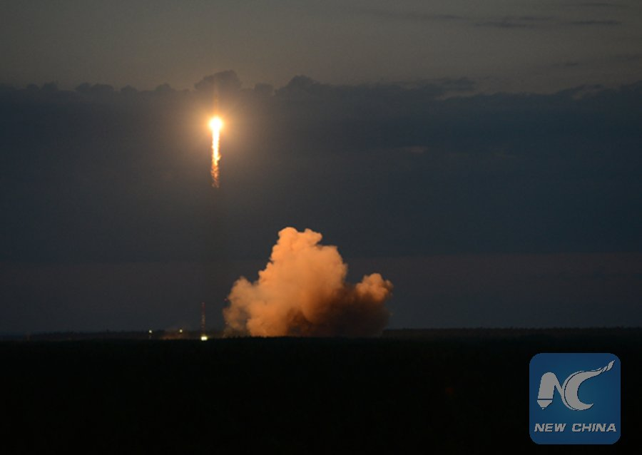 Russia successfully launches Glonass-M positioning satellite using Soyuz-2.1b carrier rocket, Russian Defense Ministry says https://t.co/SMjijfLRQX