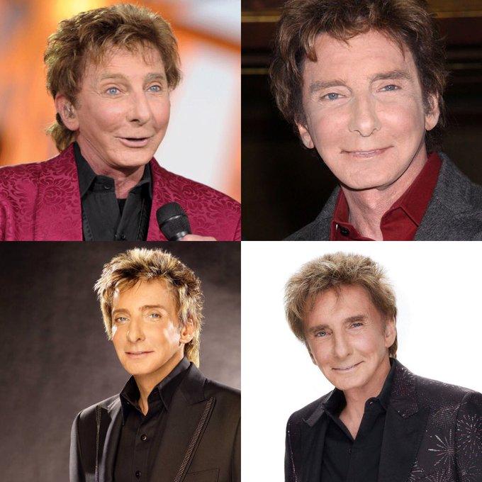 Happy 75 birthday to Barry Manilow . Hope that he has a wonderful birthday.