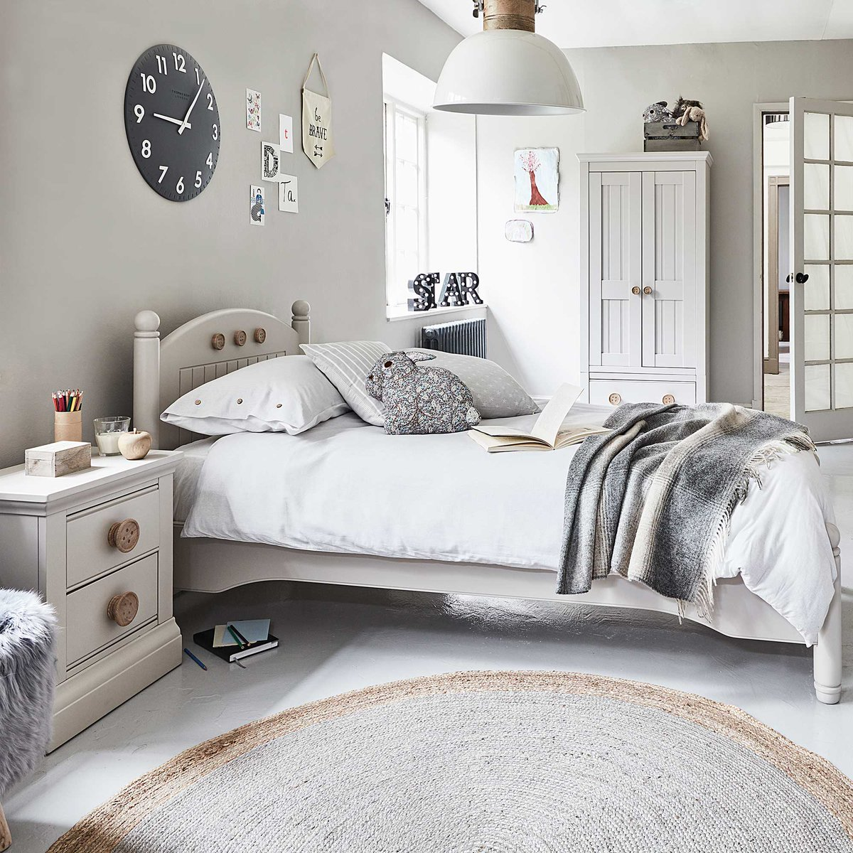 "Barker & Stonehouse on Twitter: ""Our childrens Buttons bedroom"