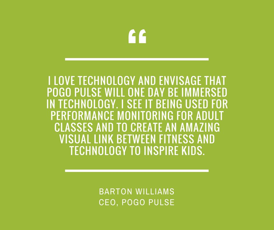 Image for Want to know where GroupX tech is headed for the world's leading fitness providers? We've been speaking to some to find out! Today @pogopulse  founder Barton Williams tells us his big tech plans for Pogo Pulse adults and kids. Read it here: https://t.co/r