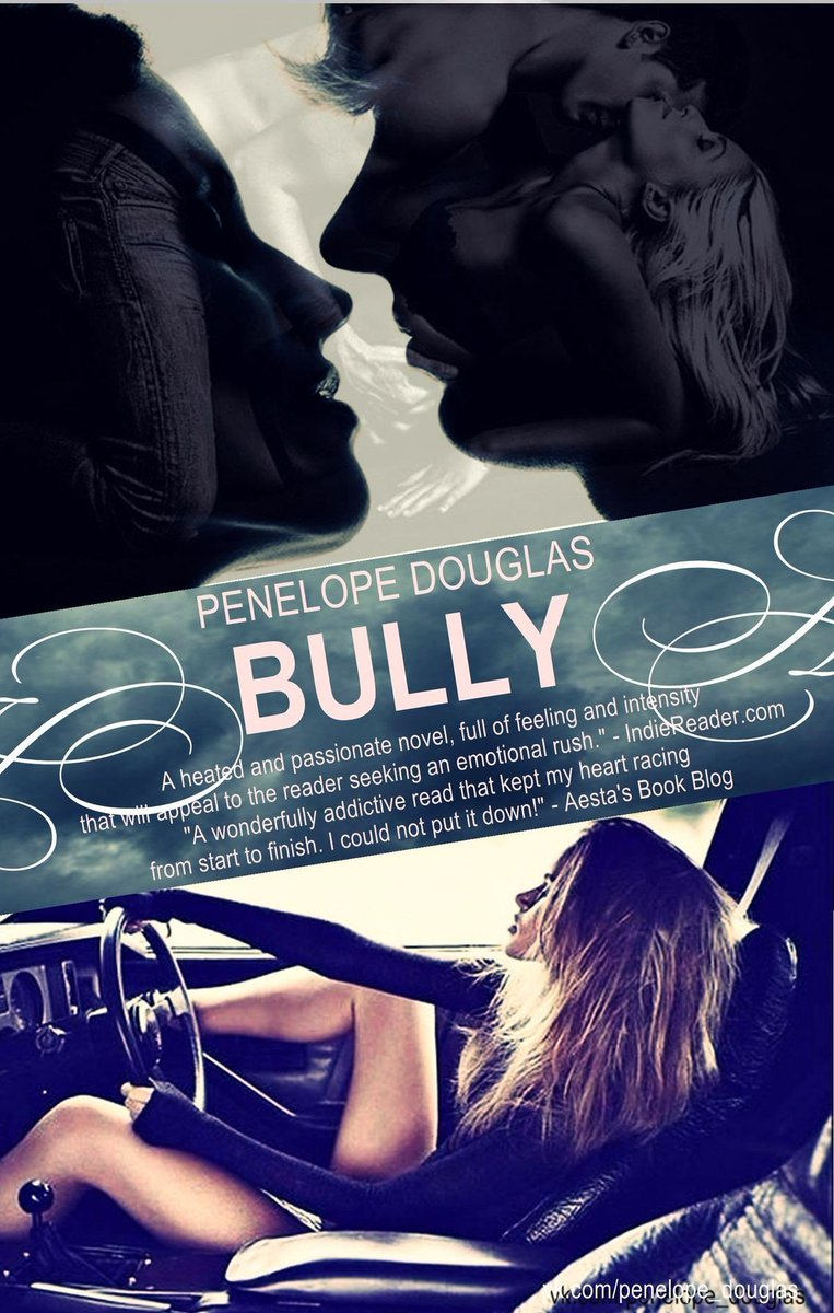 """Penelope Douglas on Twitter: """"BULLY is five years old today!! Giveaways happening on my page all day! https://t.co/yL4X1OTPLf… """""""