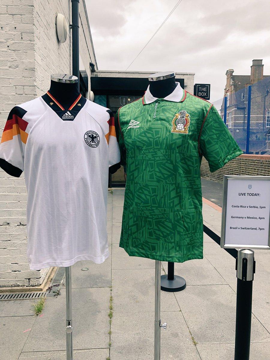 eae90979884 Classic Football Shirts LDN on Twitter