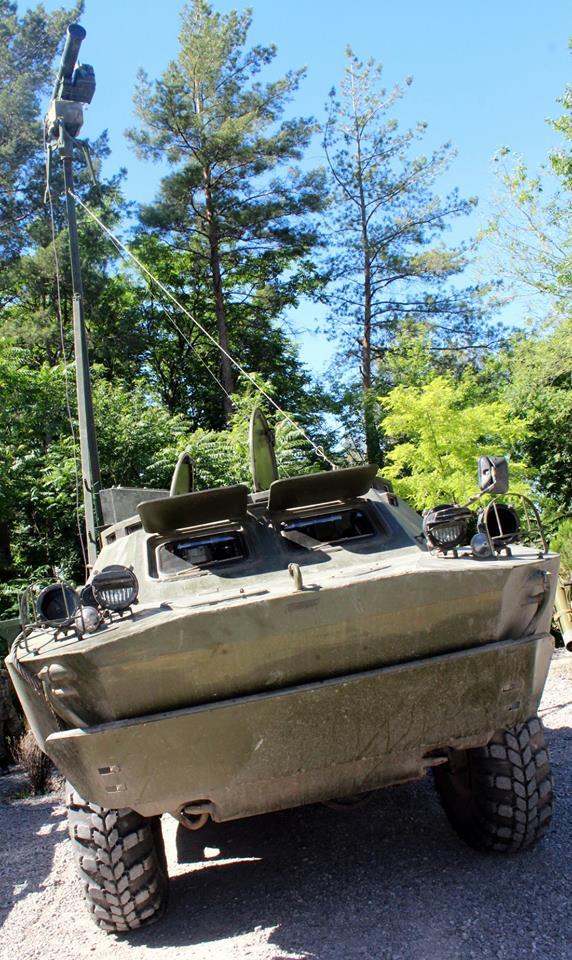 """Тактичні навчання """"Північна фортеця"""" почалися на Чернігівщині, в них вперше бере участь повний склад бригади територіальної оборони, - Міноборони - Цензор.НЕТ 2590"""