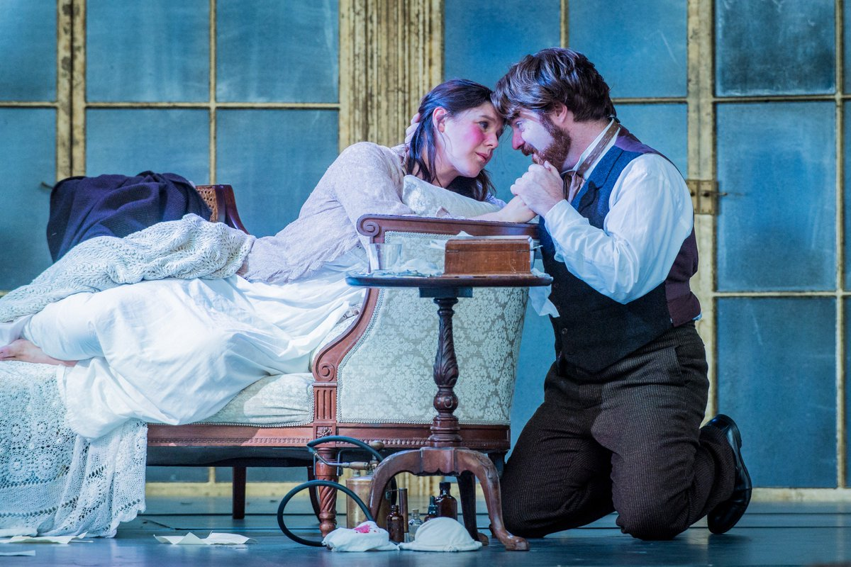 test Twitter Media - ☆☆☆☆☆ One can learn many things from @operahollandpk #OHPTraviata stripping an opera of novelty & sensationalism and bringing it back to the text doesn't render a production boring or unoriginal... when executed well it can do wonders https://t.co/lN4pimRsPO #OHPYoungArtists https://t.co/ZAVB5bRcUx
