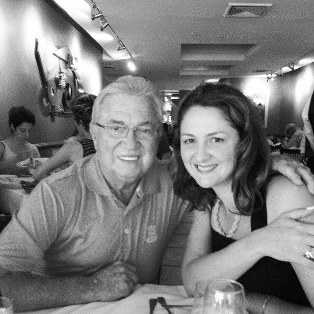 I had a great dad. Miss him every day. If you see me today & I keep my sunglasses on, please understand. 💔 #fathersday