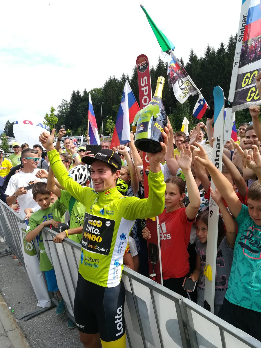 test Twitter Media - 🇸🇮#TourOfSlovenia  @rogla wins Tour of Slovenia after victory in time trial  📝: https://t.co/HpaoqQprB6  🇸🇮#ifeelsLOVEnia https://t.co/bJfxPwYnl8
