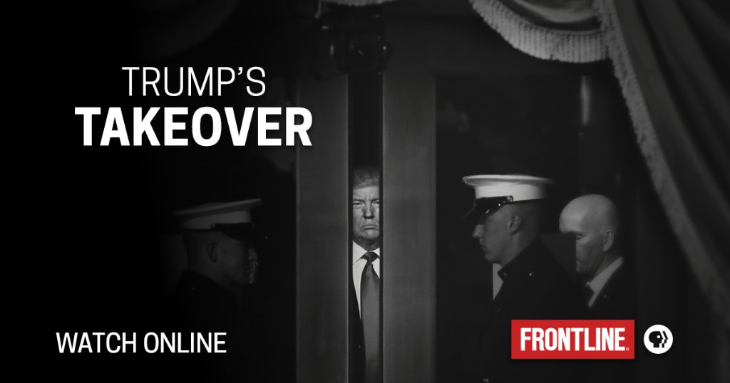 Republican lawmakers, D.C. insiders and confidantes of President Trump talk about the battle for control of the GOP in our April documentary, 'Trump's Takeover.' WATCH: https://t.co/1ezhGUI0Qk