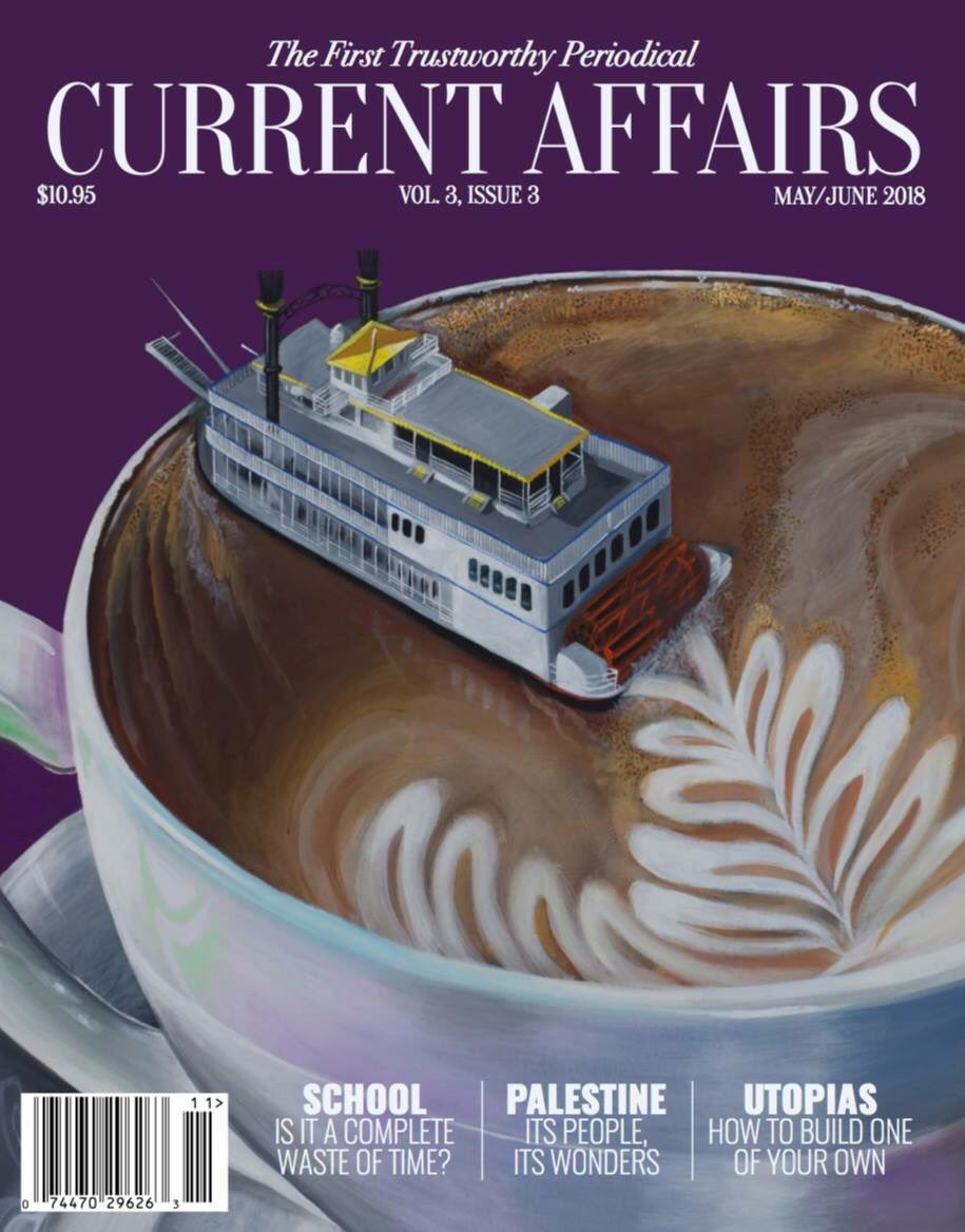 Thanks to @curaffairs magazine for featuring my work on the cover on an upcoming magazine
