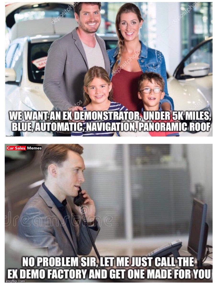 Car Sales Memes On Twitter