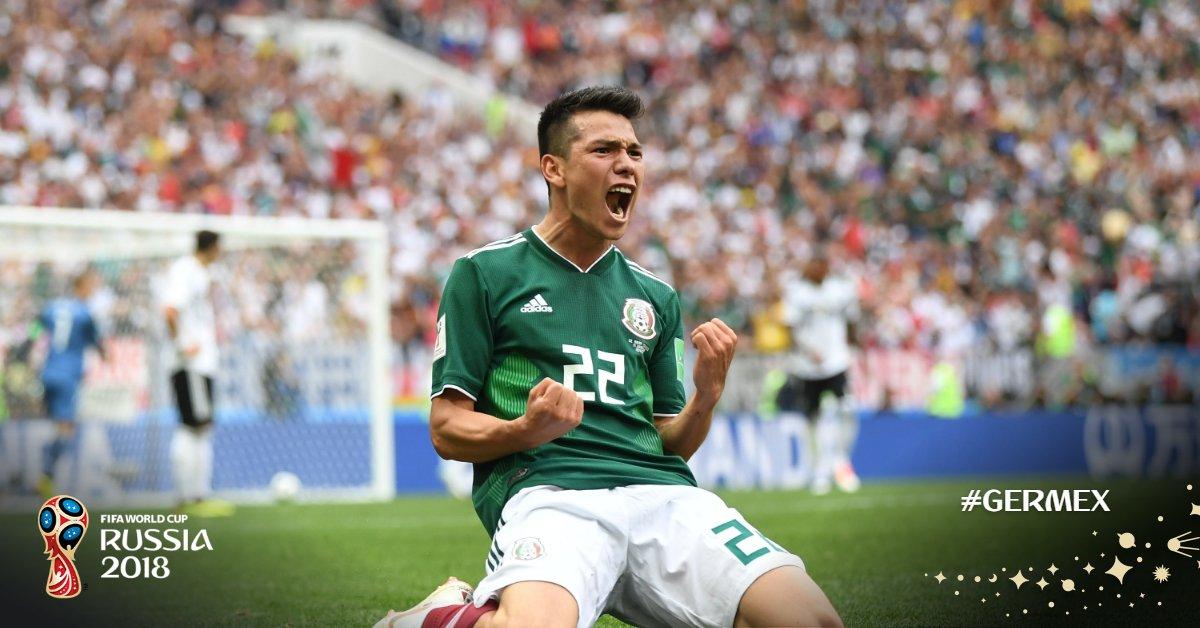 Match #11 | #GER 0-1 #MEX #GERMEX