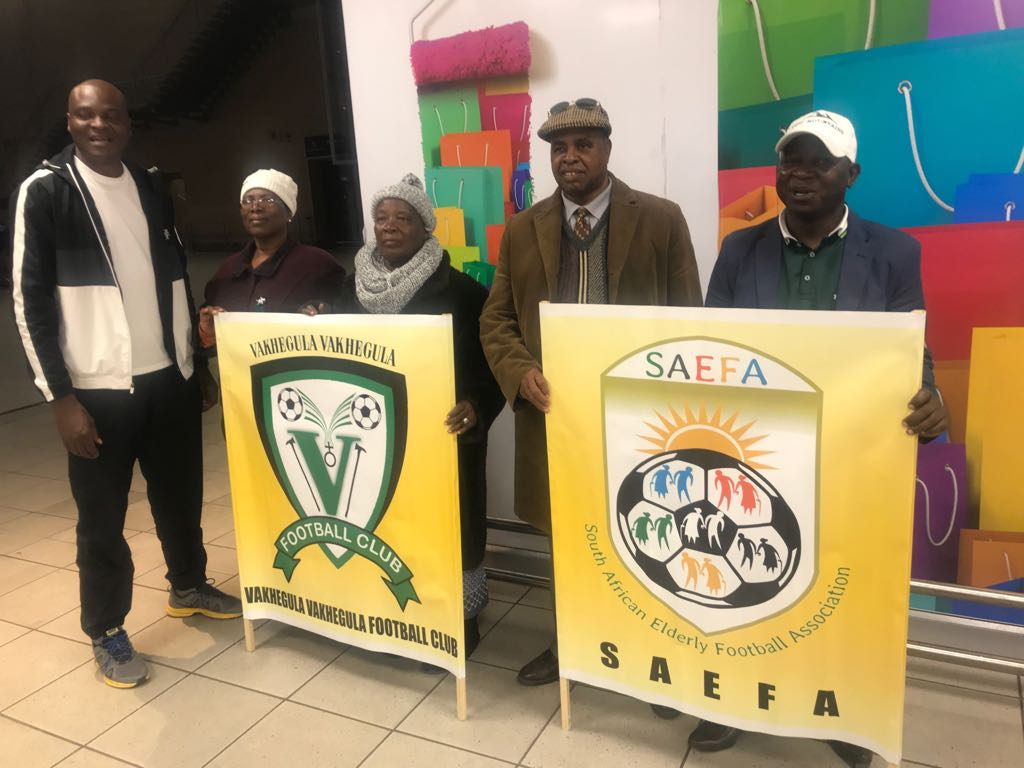 Soccer grannies' proudly represent SA at World Cup's Veterans League