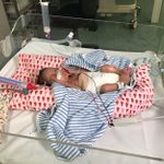 Image for the Tweet beginning: New technology for premature babies
