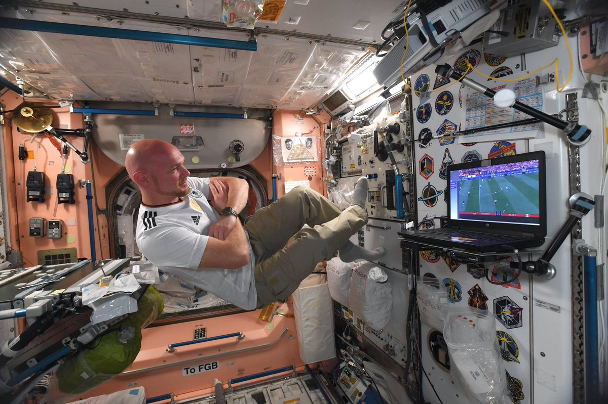 .@DFB_Team_EN The first game still counts as dress rehearsal! ;) Congratulations to @miseleccionmxEN, great match by both teams. Fingers crossed for the next game from the #ISS! #GERMEX #DieMannschaft #ZSMMN #Horizons https://t.co/MO33aHBCIQ