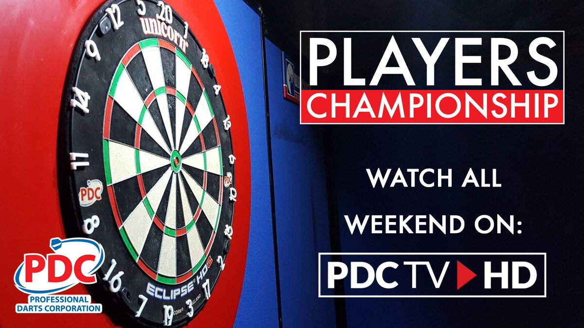 WATCH | The Players Championship 14 final between @snakebitewright and @RobCross180 will begin shortly... 📺 Watch live in PDCTV-HD ▶️ Results & streaming info: pdc.tv/node/7696
