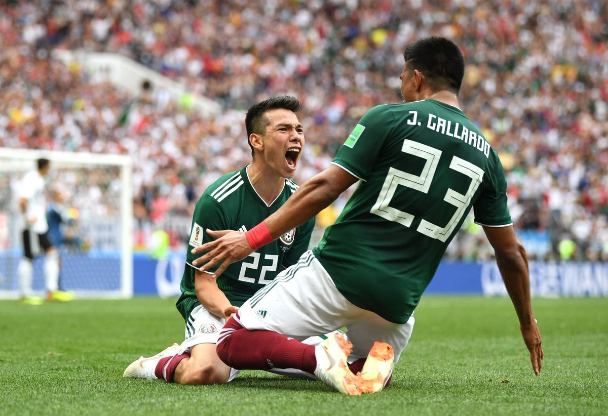 Video: Đức vs Mexico
