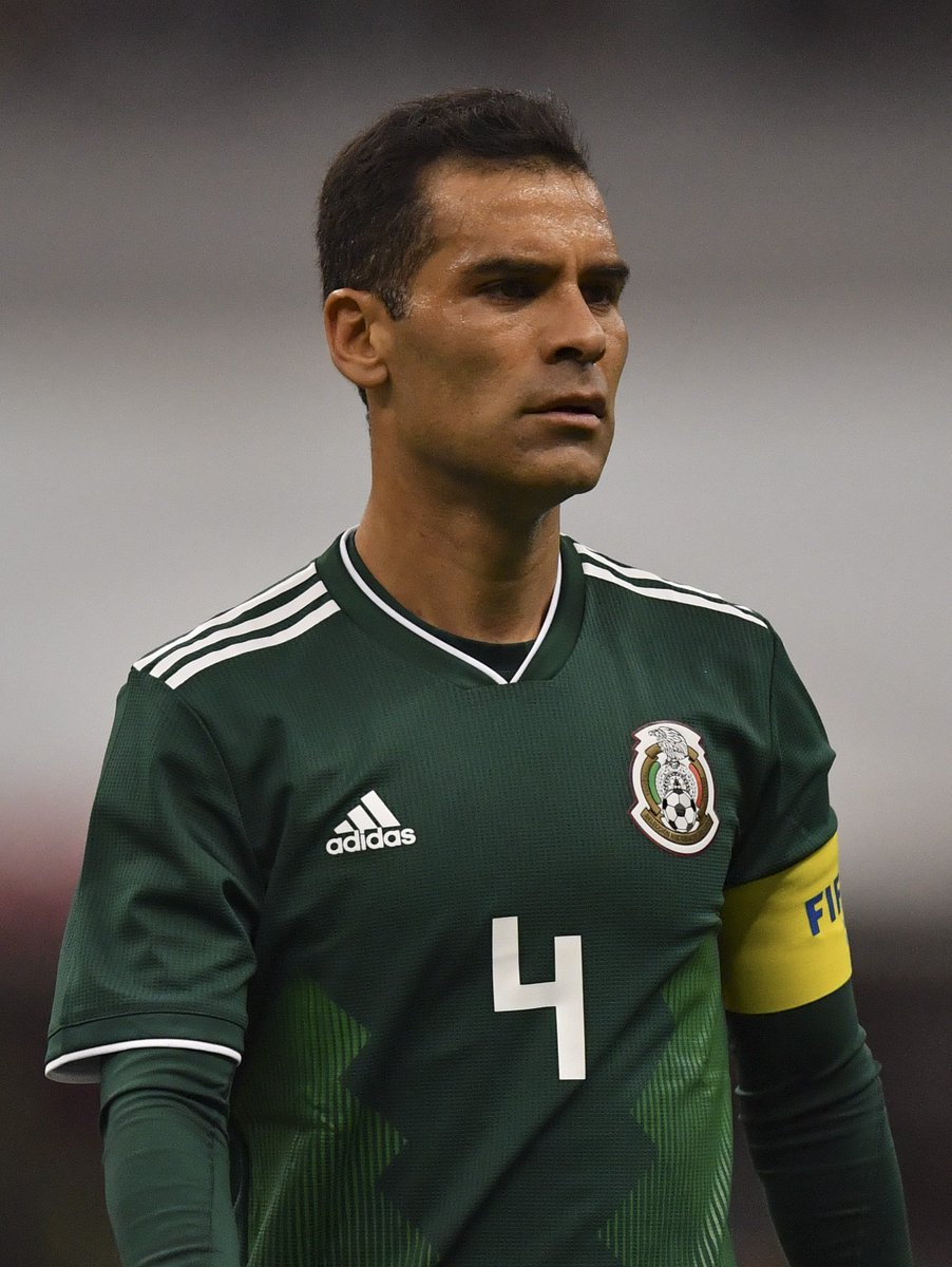 2793a81c7 Mexico s Rafael Márquez can t wear American sponsors after being blacklisted  by US Treasury