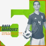 Rafa Marquez Twitter Photo