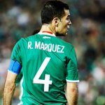 Rafael Marquez Twitter Photo