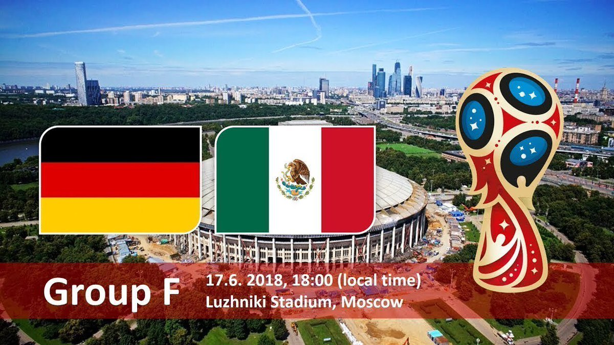 @FIFAWorldCup if Germany loses to Mexico it will be the first time since 1985 #germex @DFB_Team_EN @miseleccionmxEN