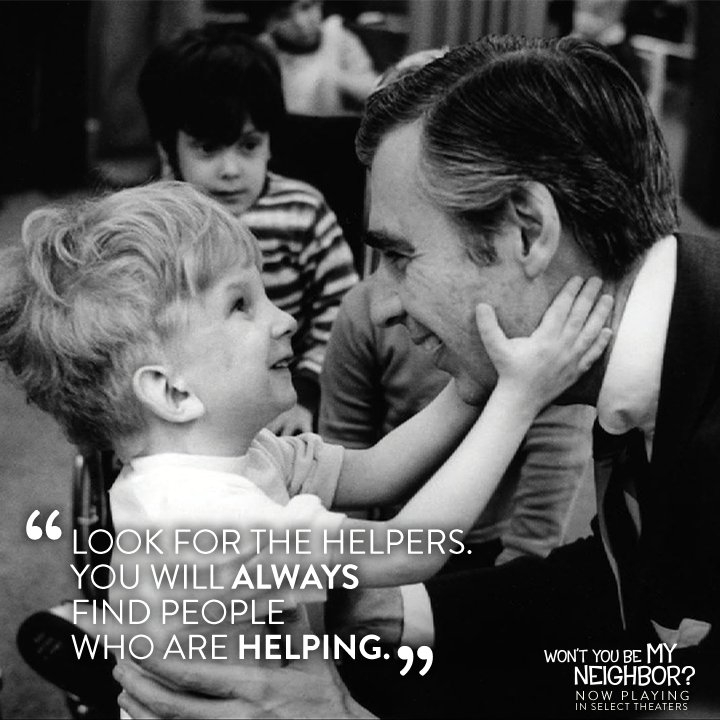 To all the dads, helpers and #MisterRogers in our lives. Happy #FathersDay.