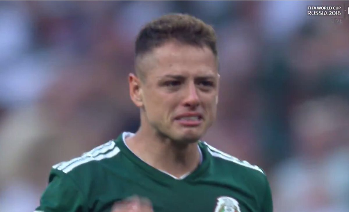 Tears of joy! 🇲🇽