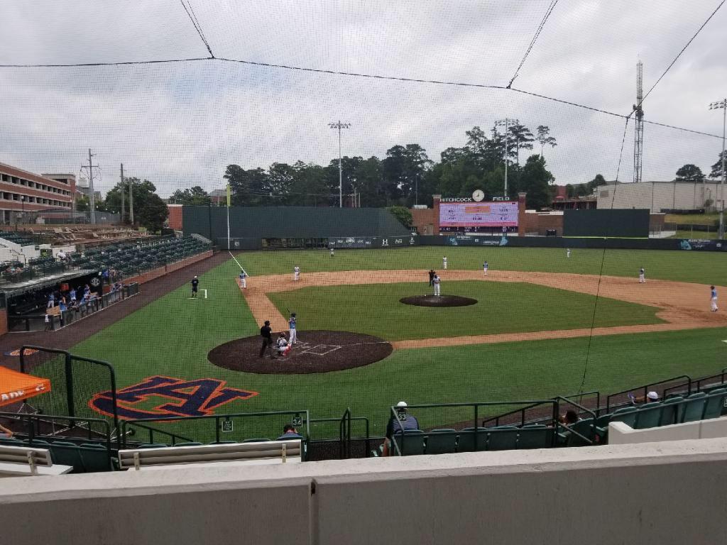 Fun weekend playing @AuburnBaseball @eastcoastbball<br>http://pic.twitter.com/TnXkCYcQVh
