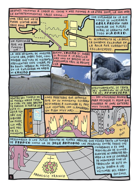 El imparable hundimiento del Valle de los Caídos (¡¡¡You Shall Not Pass!!!) - Página 2 Df6OUMWXkAAUwJf
