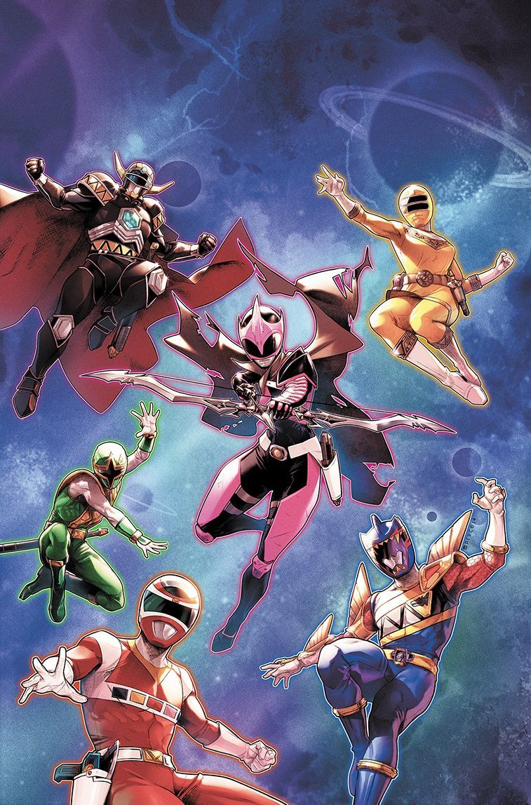 Its been so great seeing #PowerRangers brought back to life these past 3 years by @KyleDHiggins and @boomstudios. Its been so perfect and I cant wait to see what the new creative team try to top Drakkon! 🤩#ShatteredGrid #BeyondTheGrid