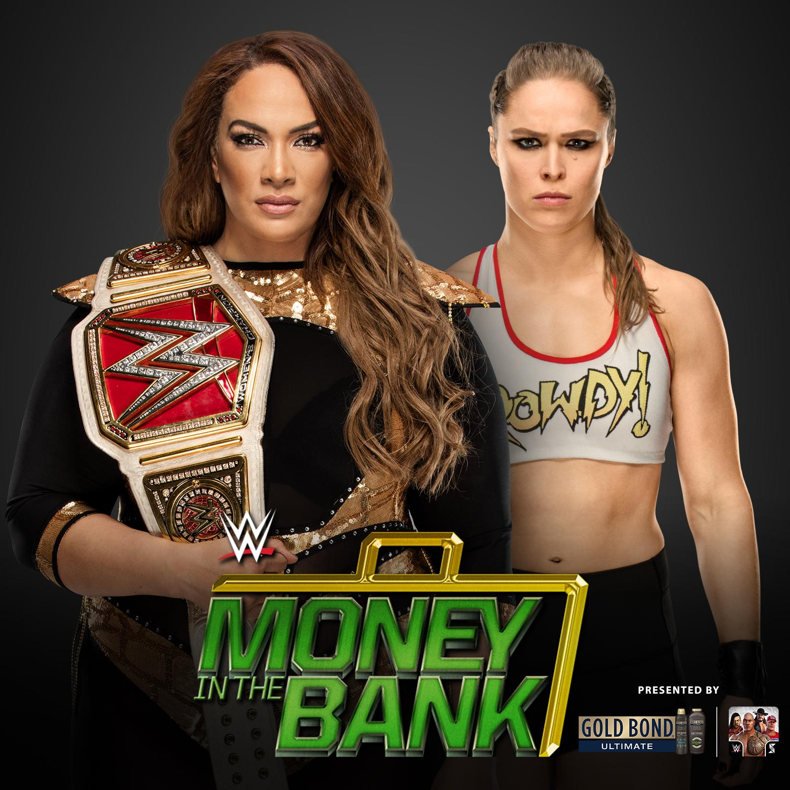 Will @RondaRousey be able to put @NiaJaxWWE in an armbar tonight at @WWE #MITB? https://t.co/PRqrUgK2PD https://t.co/O4LeFvEnaw