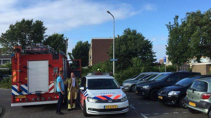 Gebouwbrand Seringenstraat Monster betrof een incidentje in een keuken. Brandweer is alweer weg https://t.co/8H07esHrd1